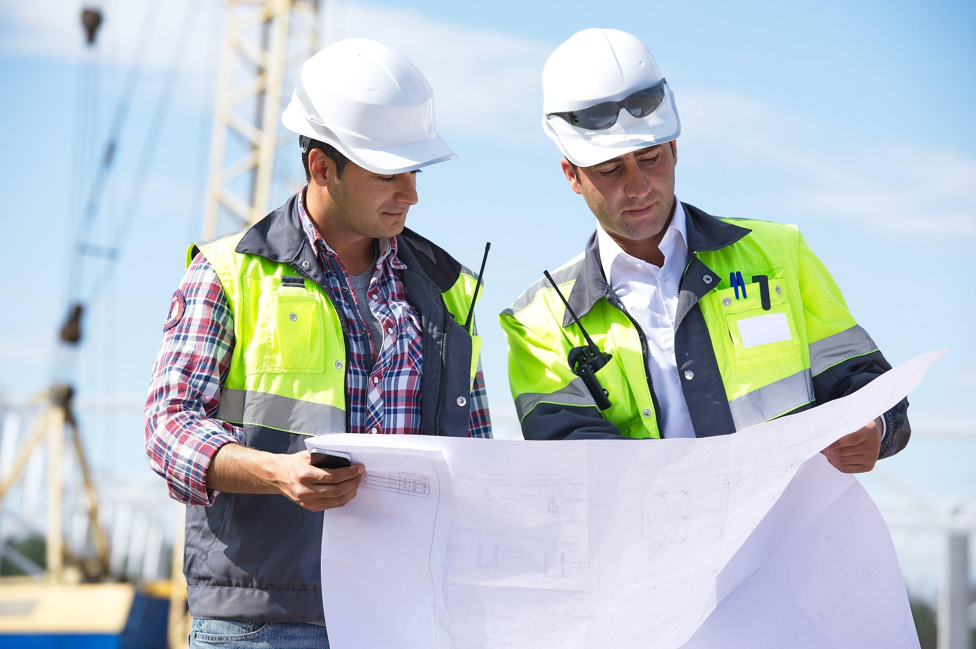 Оптимизация бизнес процессов строительной компании